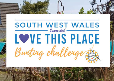 Love This Place – Community Bunting Challenge