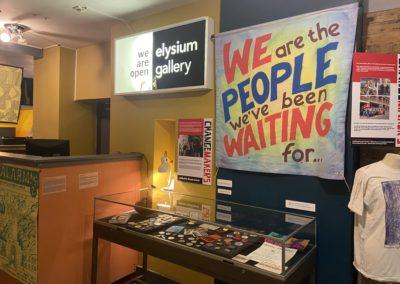 How elysium gallery is helping to regenerate Swansea's High Street