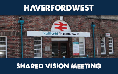 Exciting plans afoot for Haverfordwest Railway station