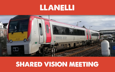 Join our meeting to forge a vision for a better Llanelli.