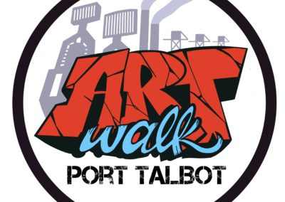 Discover art on the streets of Port Talbot